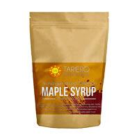 Tariero Maple Syrup Flavoured Gourmet Coffee, Fine Grind 100 gm