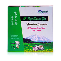 Robertson Shizuoka Japanese Premium Sencha Fuji Geen Tea, Natural (20 ...