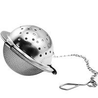 Budwhite Stainless Steel Hybrid Tea Ball Infuser (Small)