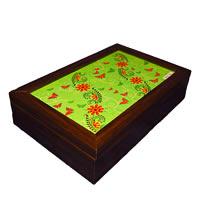 Twirly Tales Floral Series Tea Bag Organiser