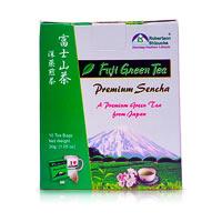 Robertson Shizuoka Japanese Premium Sencha Fuji Green Tea, Natural (10 ...