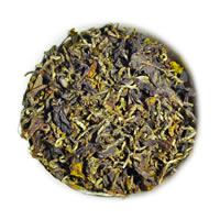 The Tea Shelf Nilgiris Hand Rolled Black Tea, Loose Leaf 100 gm