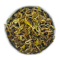 The Tea Shelf Silver Tips Moonlight Darjeeling Tea, Loose Leaf 100 gm