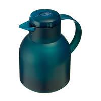 Emsa Samba Vacuum Jug (Translucent Turquoise)