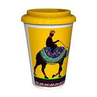 Kolorobia Camel Walk Cafe Mug