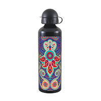 Kolorobia Paisley Black Travel Sipper
