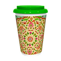 Kolorobia Classic Mughal Light Cafe Mug