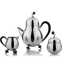 Arttdinox Blueberry Tea Set