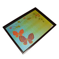 Twirly Tales Butterfly Series Rectangular Tray