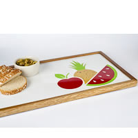 Amalgam Hand-carved Fruity Feature Stone Platter