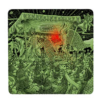 Posterboy Charbak Jatra of the Absurd Coasters - set of 4