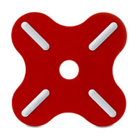 Rosti Mepal Plus Designer Trivet (Luna Red)
