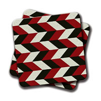 Amey Impact Coasters - set of 2