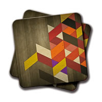 Amey Retro Coasters - set of 2