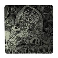 Posterboy Charbak Alien Kamasutra Coasters - set of 4