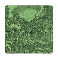 Posterboy Charbak Valley Coasters - set of 4