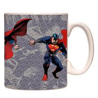 Warner Brothers Superman 'Fearless' Mug