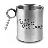 Hot Muggs For You - Janoo Meri Jaan Mug
