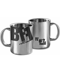 Hot Muggs BFF (Best F*#?ing Friend) Mug
