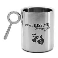 Hot Muggs For You - Always Kiss Me Goodnight, Mug