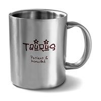 Hot Muggs Taurus Personality Sunsign Mug