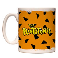 Warner Brothers The Flintstones - Logo Mug