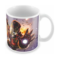 Marvel Iron Man - Avengers Ceramic Mug