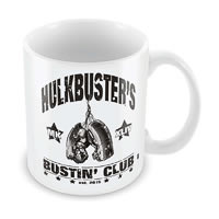 Marvel Hulk Busters's Club Ceramic Mug