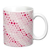 Prithish Abstract Design 8 White Mug