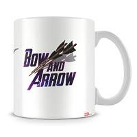 Marvel The Sharp Shooting Avenger Ceramic Mug