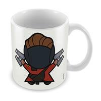 Marvel Star Lord - Kawaii Ceramic Mug