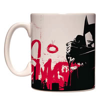Warner Brothers Batman - Urban legend Mug