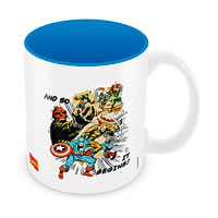 Marvel Comics Avengers Begin Ceramic Mug