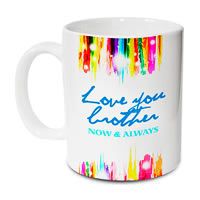 Hot Muggs Love You Brother Mug