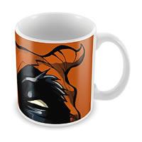 Marvel Deadpool Scary Ceramic Mug