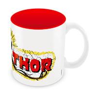 Marvel Comics Thor Hammer Ceramic Mug