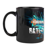 Warner Brothers The Shadows Belong to Me Mug