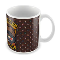 Marvel Legendary Outlaw - Kawaii Art Ceramic Mug