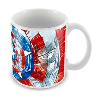 Marvel Captain America - Avenger 75 Years Ceramic Mug