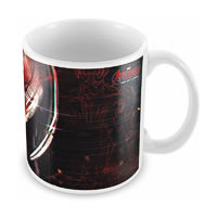 Marvel Ultron Eyes - Avengers Ceramic Mug