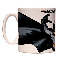 Warner Brothers Batman In Action Mug