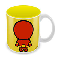 Marvel Kawaii Art - Iron Man Ceramic Mug