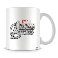 Marvel Assemble - Hulk Thor Ceramic Mug