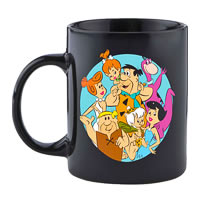 Warner Brothers The Flintstones - Together Mug