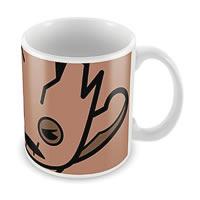Marvel Groot - Kawaii Ceramic Mug