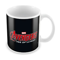Marvel Avengers - Red Ceramic Mug