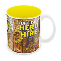 Marvel Comics Luke Cage Ceramic Mug