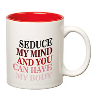 Prithish Seduce My Mind Double Color Mug