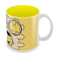 Marvel Kawaii Art - Avengers Ceramic Mug