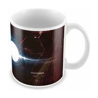 Marvel Iron Man Suit Ceramic Mug